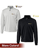 Cutter & Buck Valparaiso University DryTec Edge Half Zip - ONLINE ONLY