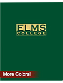 College of Our Lady of the Elms Folder 2 Pocket