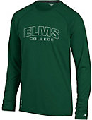 College of Our Lady of the Elms Vapor Performance Long Sleeve T-Shirt