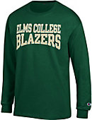 College of Our Lady of the Elms Blazers Long Sleeve T-Shirt