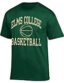 College of Our Lady of the Elms Basketball T-Shirt