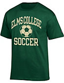 College of Our Lady of the Elms Soccer T-Shirt