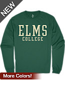 Alta Gracia College of Our Lady of the Elms Long Sleeve T-Shirt