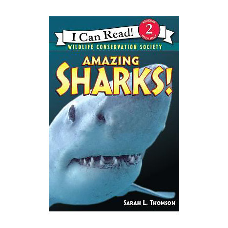 ISBN: 9780060544560, Title: AMAZING SHARKS
