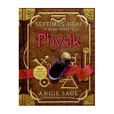 ISBN: 9780060577391, Title: SEPTIMUS HEAP PHYSIK