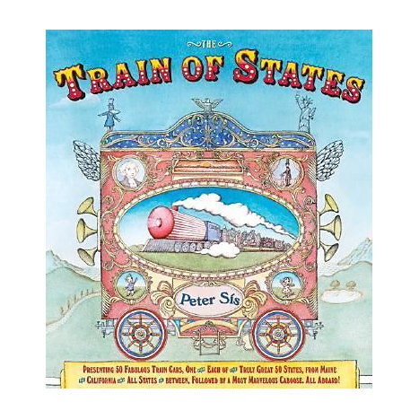 ISBN: 9780060578381, Title: TRAIN OF STATES