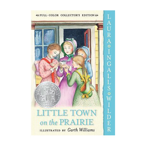 ISBN: 9780060581862, Title: LITTLE TOWN ON THE PRAIRIE