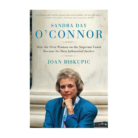 ISBN: 9780060590185, Title: SANDRA DAY O'CONNOR: HOW 1ST W