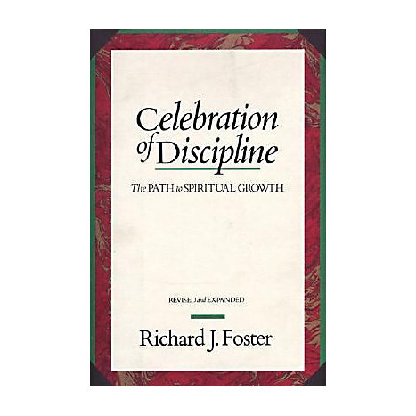 ISBN: 9780060628390, Title: CELEBRATION OF DISCIPLINE