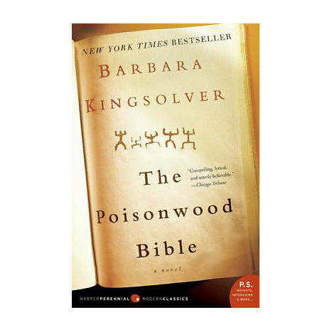 ISBN: 9780060786502, Title: POISONWOOD BIBLE  A NOVEL
