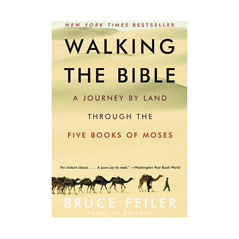 ISBN: 9780060838638, Title: WALKING THE BIBLE