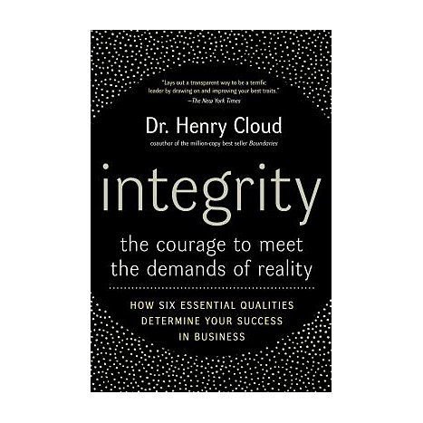 ISBN: 9780060849696, Title: INTEGRITY