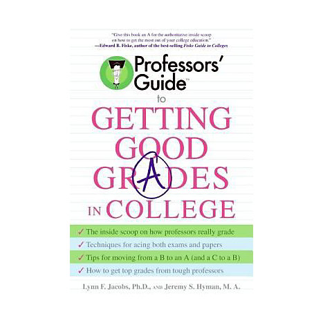 ISBN: 9780060879082, Title: PROFESSORS GT GETTING GOOD GRA