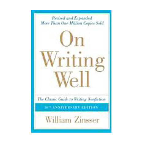 ISBN: 9780060891541, Title: ON WRITING WELL  30TH ANNIVERS
