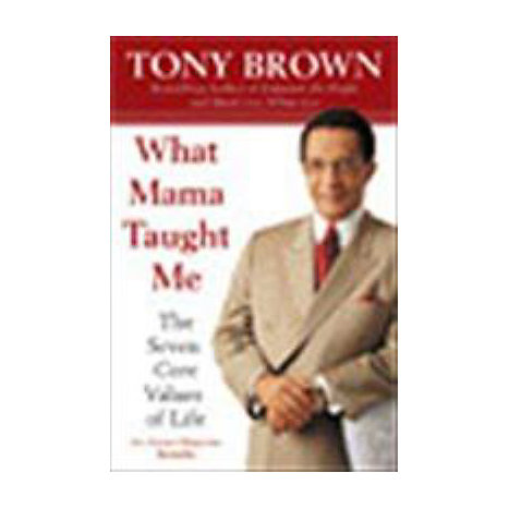 ISBN: 9780060934309, Title: WHAT MAMA TAUGHT ME: THE SEVEN