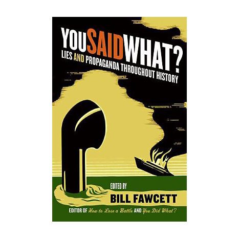 ISBN: 9780061130502, Title: YOU SAID WHAT?
