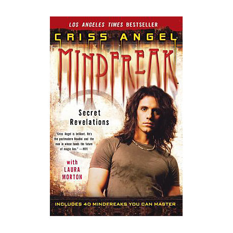 ISBN: 9780061137624, Title: MINDFREAK