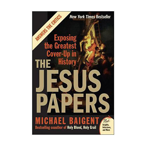 ISBN: 9780061146602, Title: JESUS PAPERS  EXPOSING THE GRE
