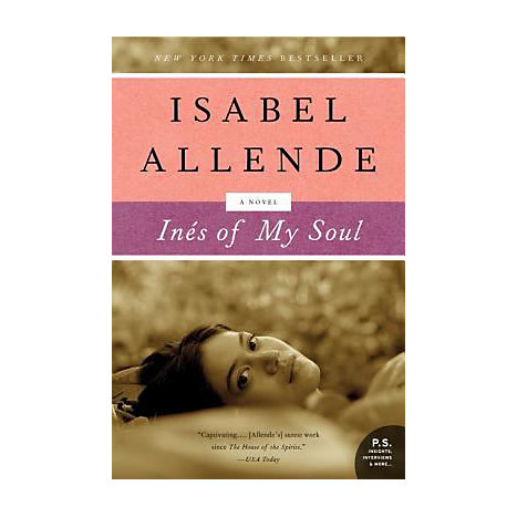 ISBN: 9780061161544, Title: INES OF MY SOUL