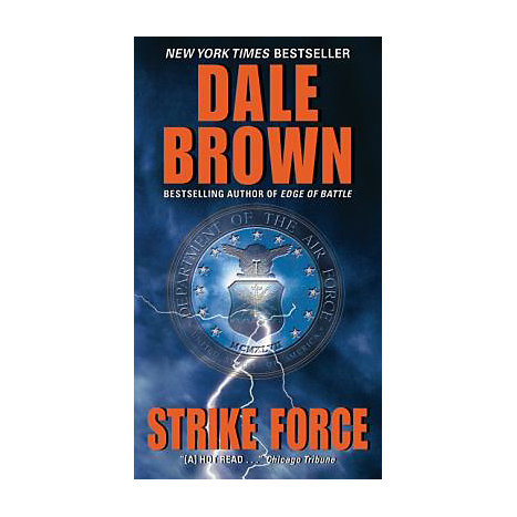 ISBN: 9780061173691, Title: STRIKE FORCE