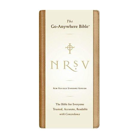 ISBN: 9780061236495, Title: Go-Anywhere Bible-NRSV