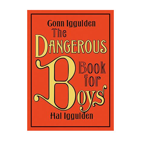 ISBN: 9780061243585, Title: DANGEROUS BOOK FOR BOYS