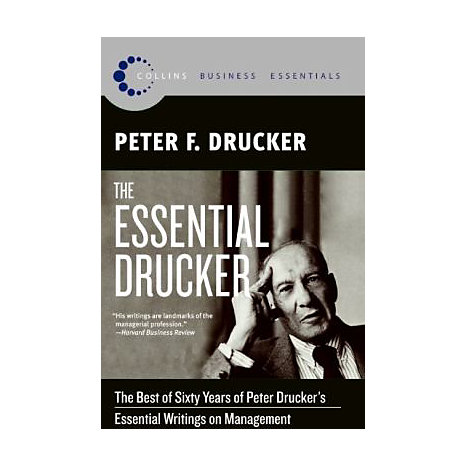 ISBN: 9780061345012, Title: ESSENTIAL DRUCKER