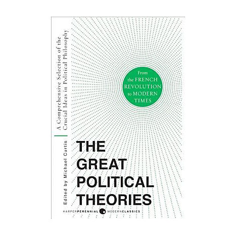 ISBN: 9780061351372, Title: GREAT POLITICAL THEORIES V.2,