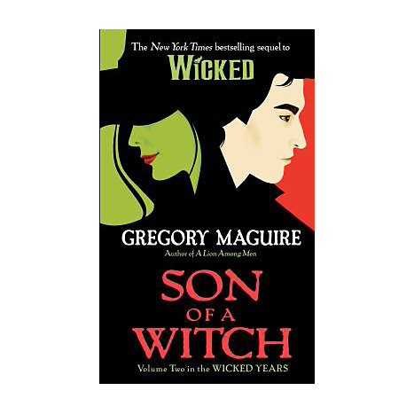 ISBN: 9780061714733, Title: SON OF A WITCH