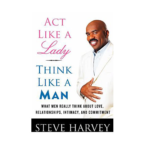 ISBN: 9780061728983, Title: ACT LIKE A LADY THINK LIKE A M