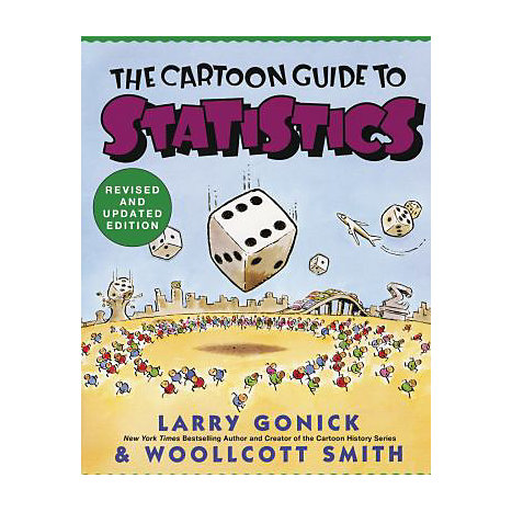 ISBN: 9780062731029, Title: CARTOON GUIDE TO STATISTICS