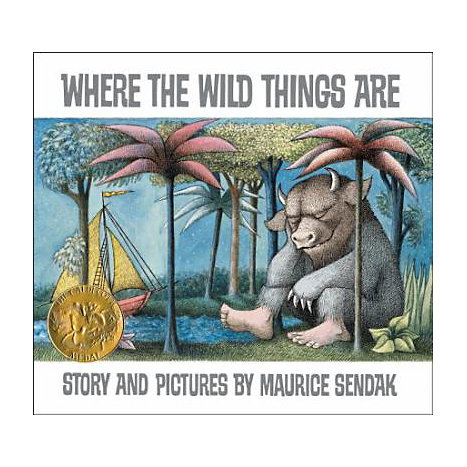 ISBN: 9780064431781, Title: WHERE THE WILD THINGS ARE