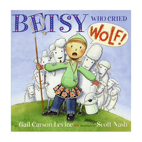 ISBN: 9780064436403, Title: BETSY WHO CRIED WOLF