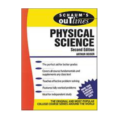 ISBN: 9780070044197, Title: PHYSICAL SCIENCE 2ND ED