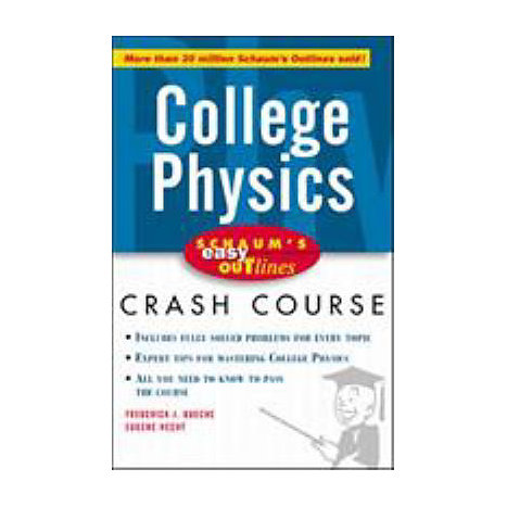 ISBN: 9780070527119, Title: COLLEGE PHYSICS EASY OUTLINES