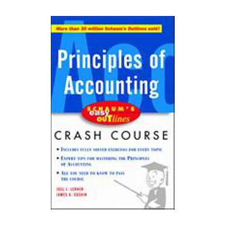 ISBN: 9780071369725, Title: PRINC ACCOUNTING EASY OUTLI