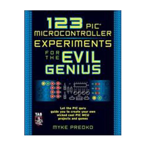 ISBN: 9780071451420, Title: 123 PIC MICROCONTROLLER EXPERI