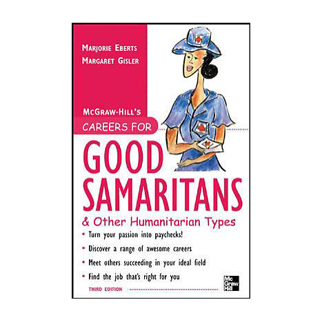 ISBN: 9780071458795, Title: CAREERS FOR GOOD SAMARITANS AN