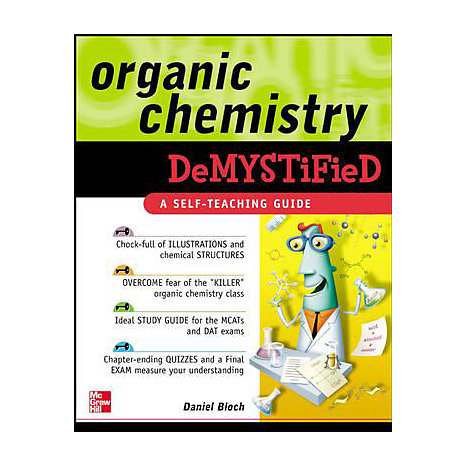 ISBN: 9780071459204, Title: ORGANIC CHEMISTRY DEMYSTIFIED
