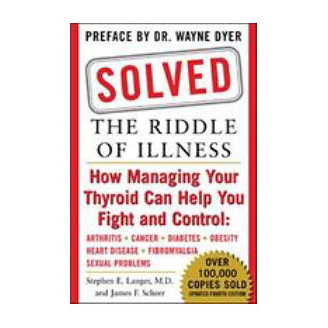 ISBN: 9780071470575, Title: Solved the Riddle of Illness