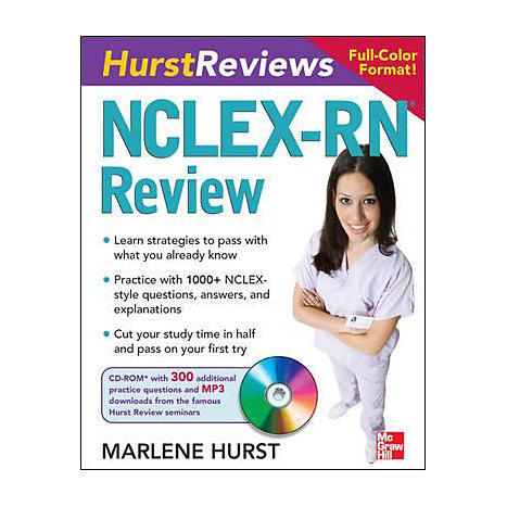 ISBN: 9780071484312, Title: NCLEX-RN REVIEW 1E