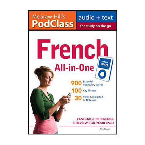 ISBN: 9780071627627, Title: PODCLASS  FRENCH AIO