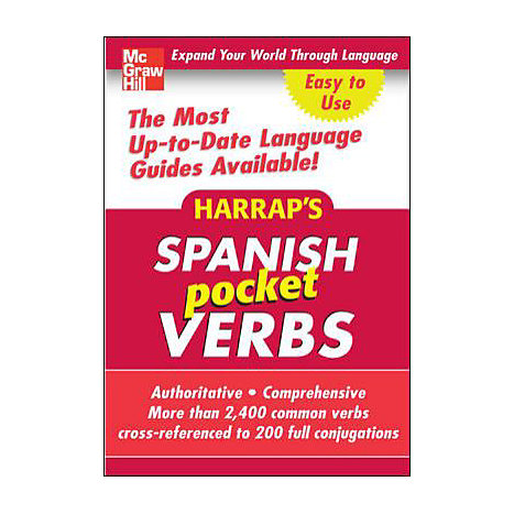 ISBN: 9780071627801, Title: PCKT SPANISH VERBS