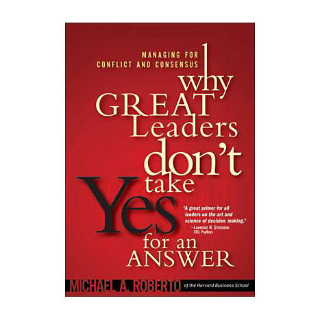 ISBN: 9780131454392, Title: WHY GREAT LEADERS DONT TAKE YE