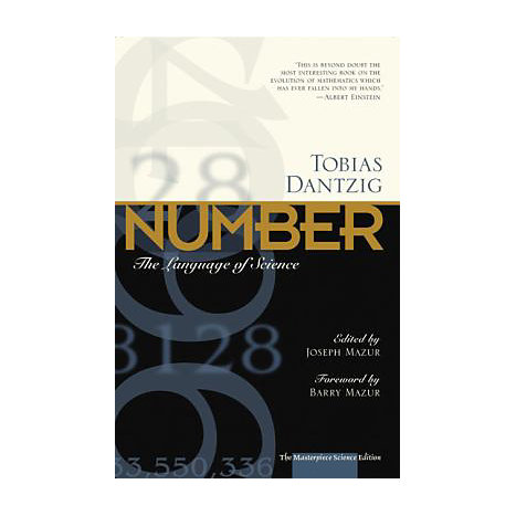 ISBN: 9780131856271, Title: NUMBER  LANGUAGE OF SCIENCE
