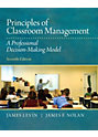 Prin of Classroom Management