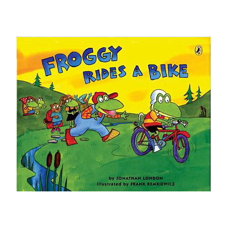 ISBN: 9780142410677, Title: FROGGY RIDES A BIKE