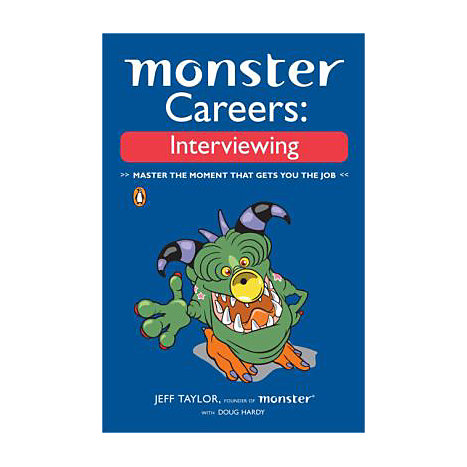 ISBN: 9780143035770, Title: MONSTER CAREERS  INTERVIEWING