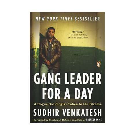 ISBN: 9780143114932, Title: GANG LEADER FOR A DAY