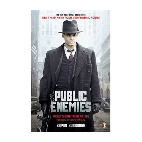 ISBN: 9780143115861, Title: PUBLIC ENEMIES   MTI